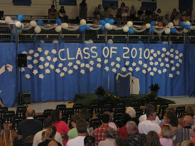 Perry public schools usd343 8th grade graduation at for 8th grade graduation decoration ideas