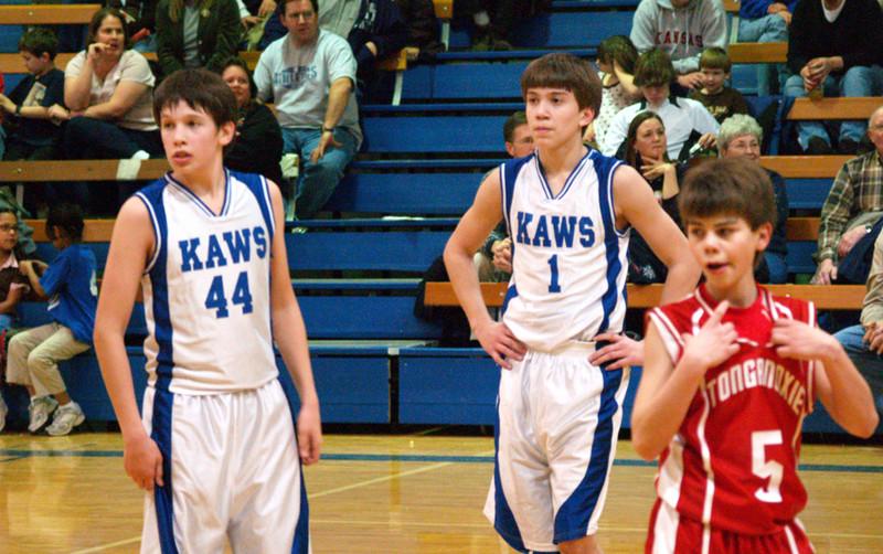 Perry Public Schools USD343 - 8th Grade Boy's Basketball ...